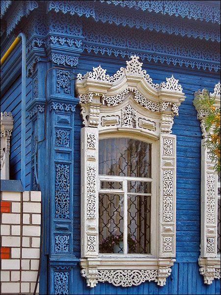 ventana rusa