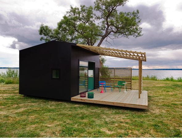 Mini House by Jonas Wagell