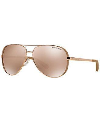 Michael Kors Sunglasses, MICHAEL KORS MK5004 59 CHELSEA