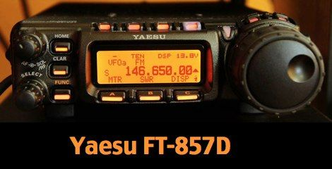 74 useful links about Yaesu FT-857 links collected in  Radio Equipment/HF Transceivers/Yaesu FT-857 at The DXZone