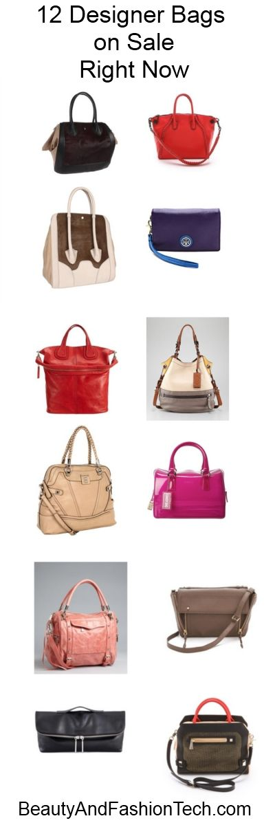 12 designer bags on sale right now. http://www.beautyandfashiontech.com/2013/10/twelve-awesome-handbags-sale-right-now.html