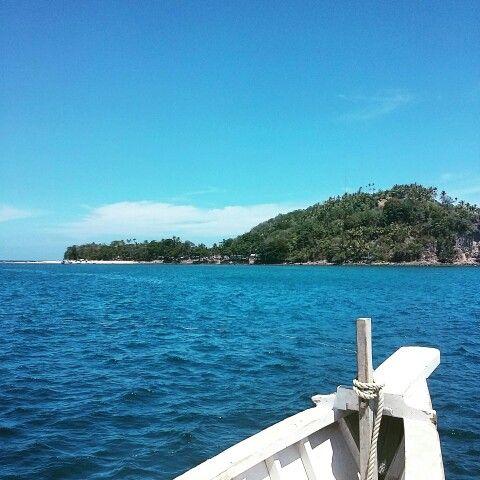 Sanighe archipelago