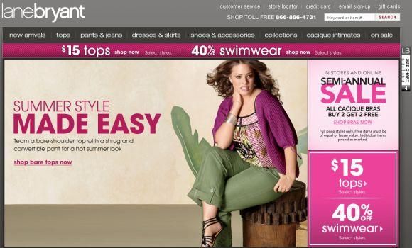10 Best Plus Size Women's Clothing Websites