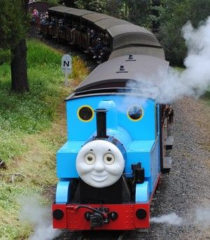 puffing billy   Day Out With Thomas