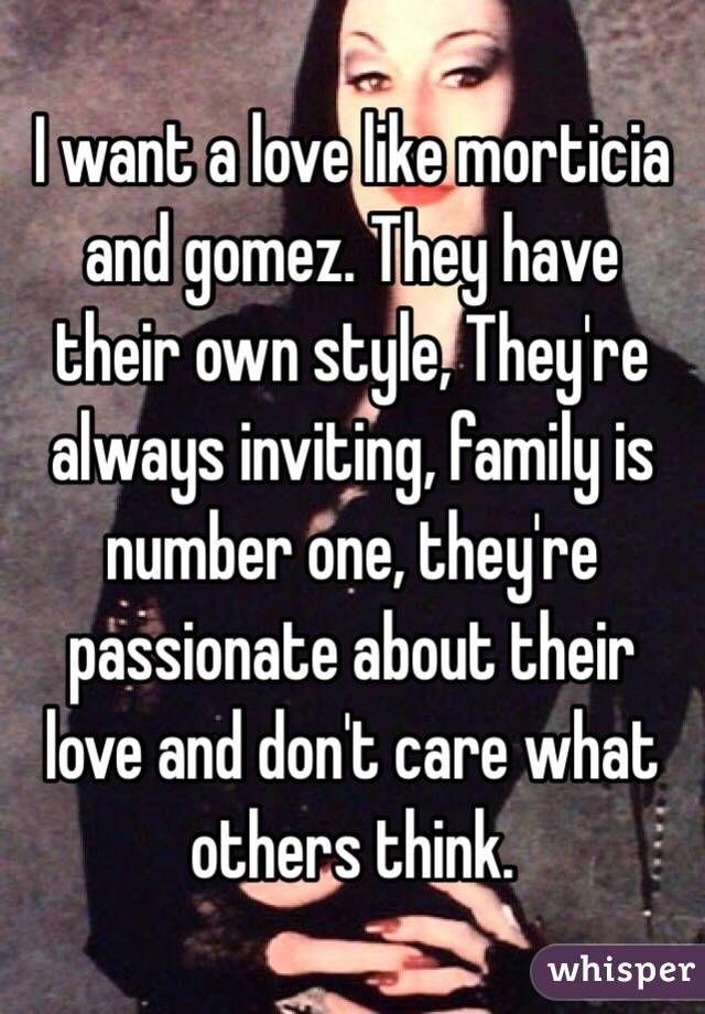 gomez and morticia relationship goals pics