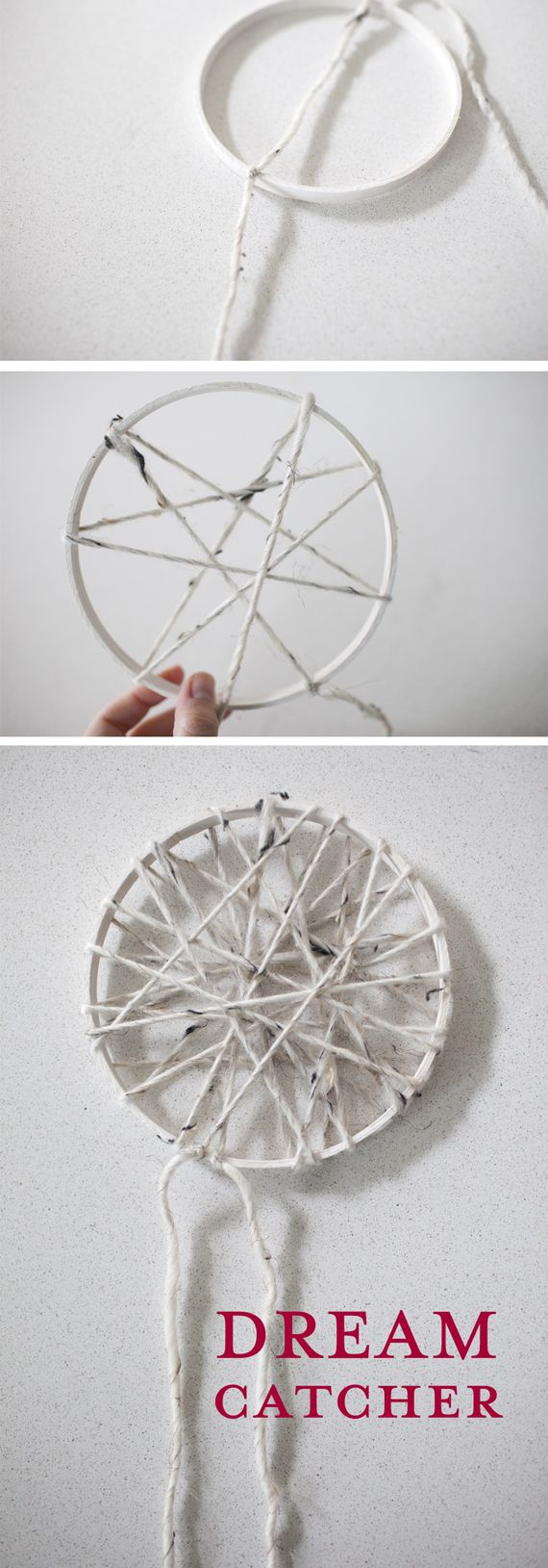 The Easiest Dreamcatcher