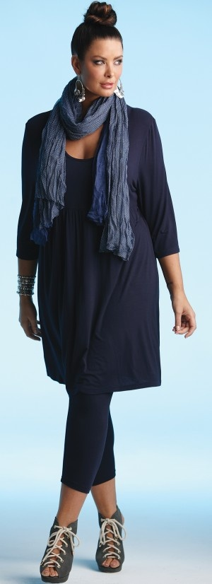 La mia scelta ed i miei gusti nel campo della moda, per classe ed elegante. Anche taglia XL. Ninni -  Emme Blueberry Cami Dress