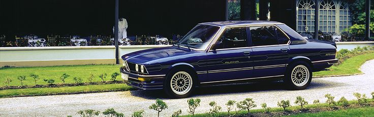 BMW 5 Series: ALPINA Automobiles