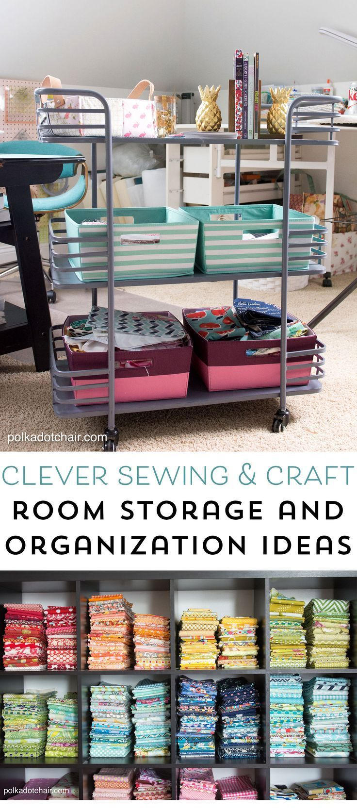 1000 ideas about sewing room organization on pinterest for Cool ways to organize your room