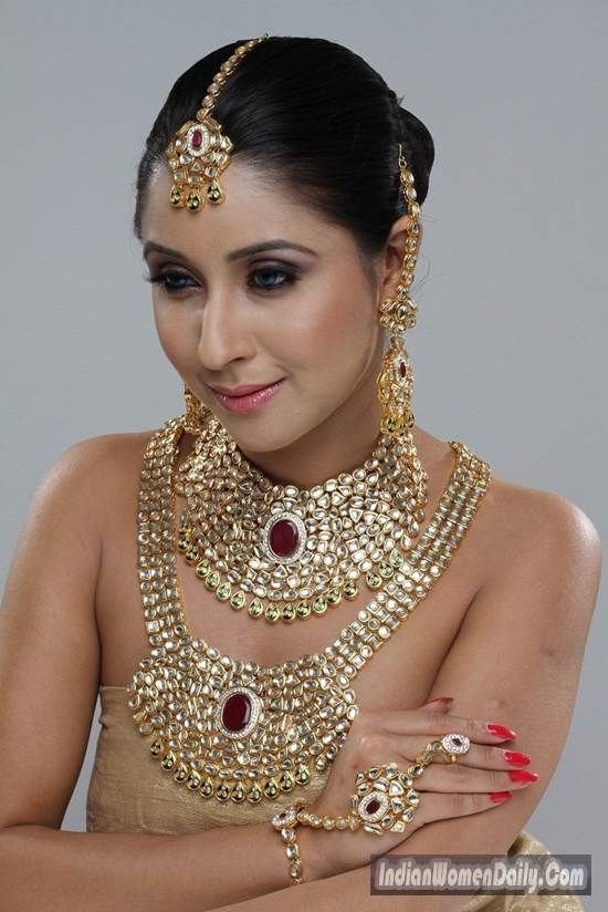 Indian Wedding Jewellery 001