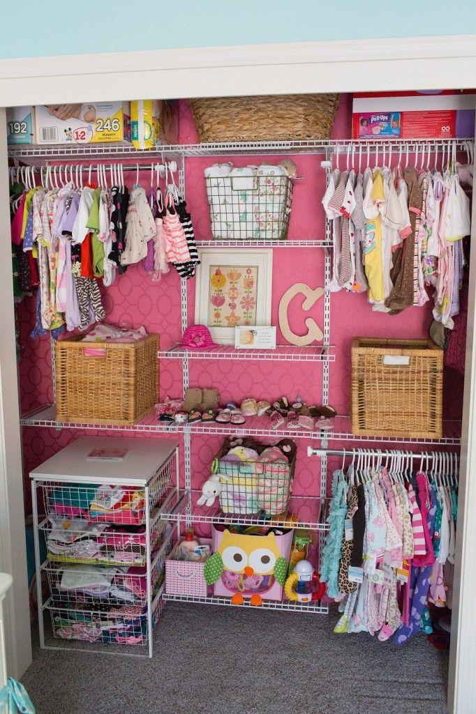 Baby Girlu0027s Hand Me Down, DIY, One Of A Kind (Kinda) Nursery