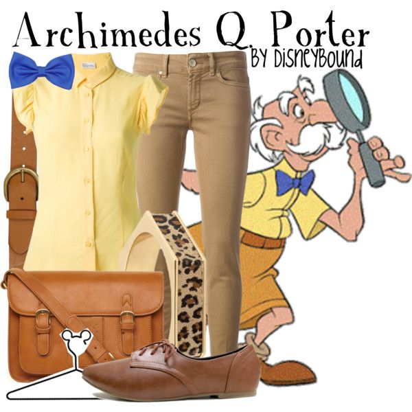 17 best images about cosplay on pinterest disney my for Archimedes q porter