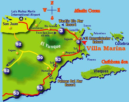 Best Puerto Rico Map Ideas On Pinterest Puerto Rico Trip - Map of puerto rico caribbean islands