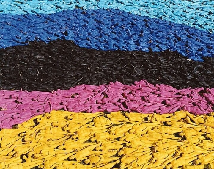 147 Best Spencer Tunick Images On Pinterest  Nude -7076