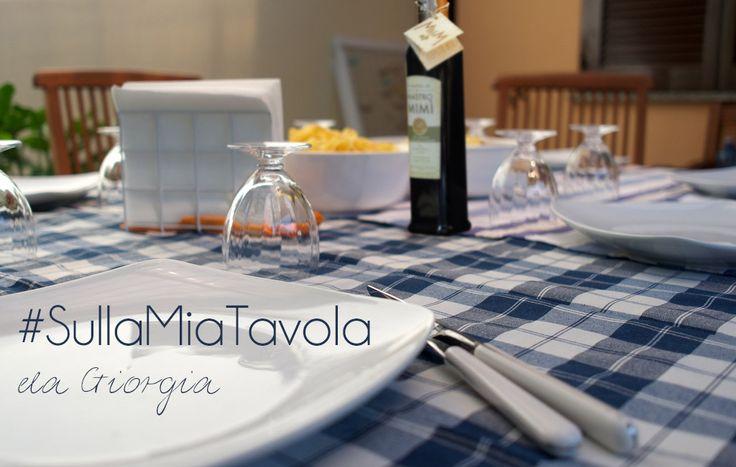 Lo scatto #SullaMiaTavola di questa settimana è di @Giorgia, che #condivide con noi la #cena d'inaugurazione della sua nuova #casa. #Amici intimi e un'atmosfera di #festa: Mastro Mimì non poteva mancare!