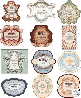 Perfume Labels