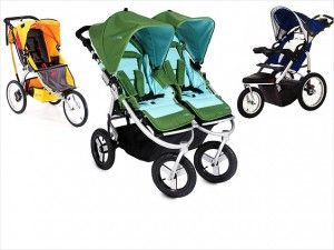 For marathon moms and power walkers, these jogging strollers let you bring your baby along for the ride. Find the one...