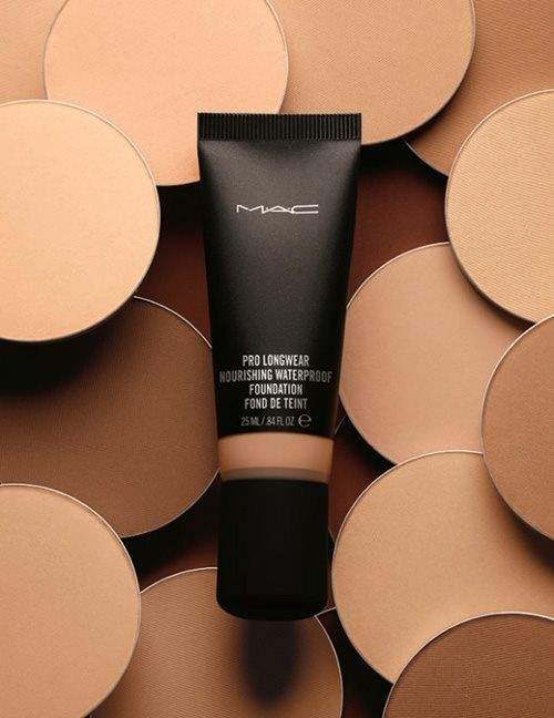 M·A·C Pro Longwear Nourishing Waterproof Foundation│M·A·C粉持色24H防水抗汗粉底液