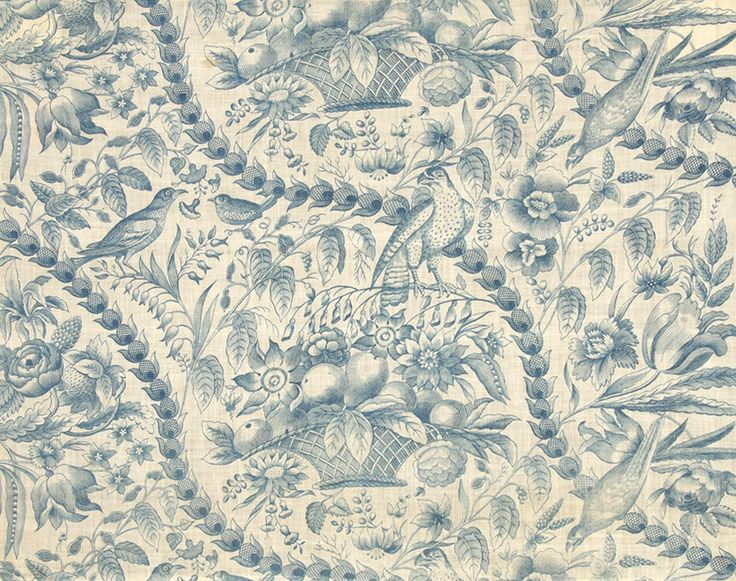 Place of Origin:  England, United Kingdom. Date:  1815-1815 Materials:  Cotton Techniques: Roller printed, Raised style, Woven (plain)