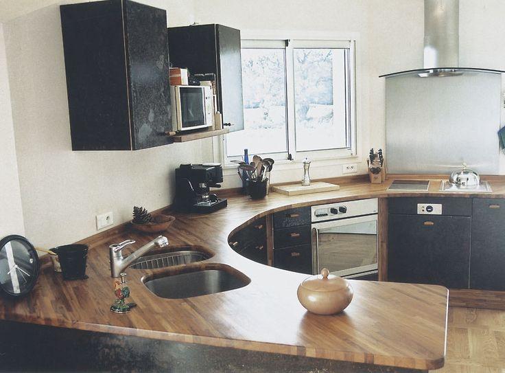 Plan de travail cuisine pinterest plan cuisine plan - Plan de travail cuisine rabattable ...
