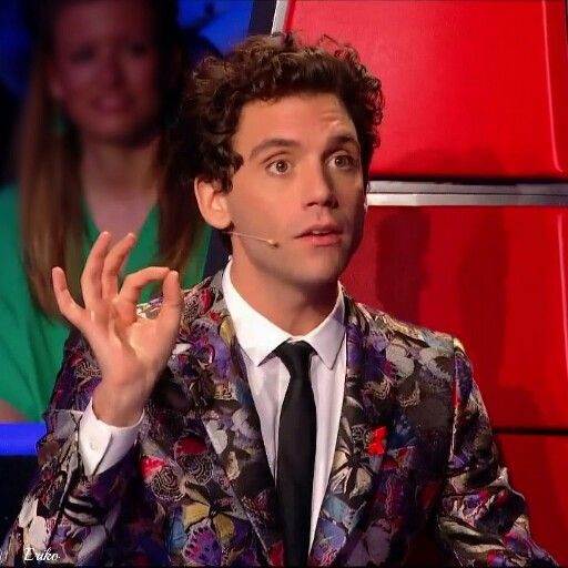 Mika The Voice judge