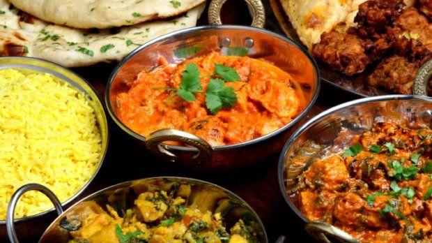 Indická kuchyně Foto: