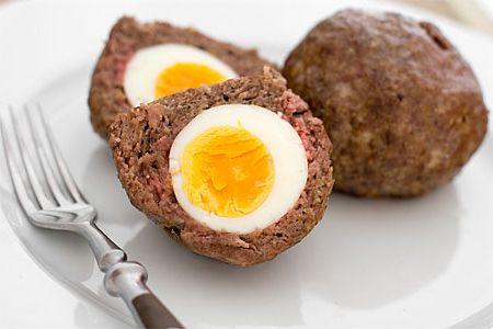 Яйца по-шотландски | Кулинарный Рай