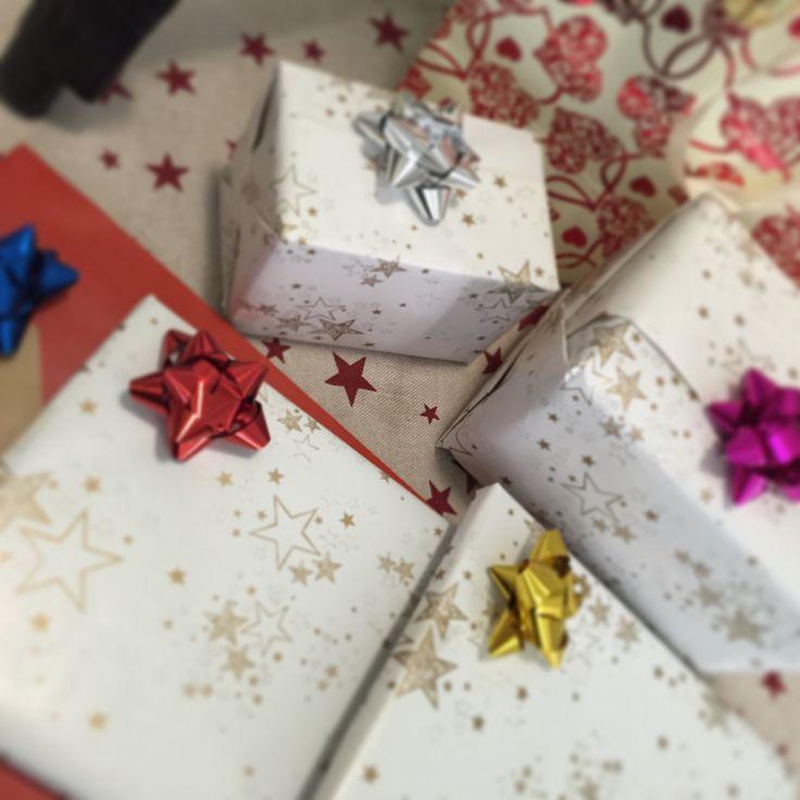 #Tutorial - DIY - Come impacchettare i regali di Natale 03
