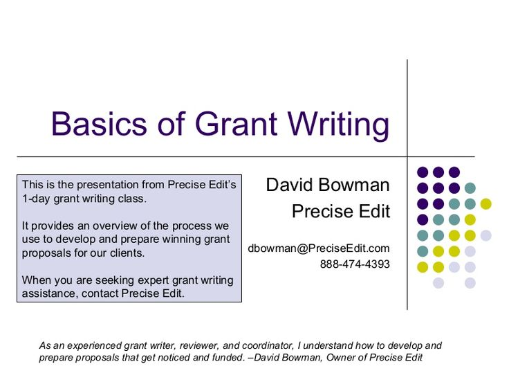 grant proposal writing classes This hands-on course will guide you through the entire process of writing a  funding proposal practice writing problem statements and objectives receive.