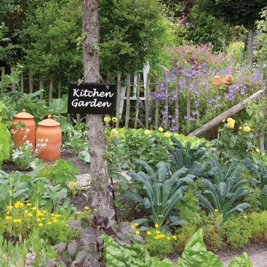 Plant a Perennial Food Garden - Gardening - Mother Earth Living