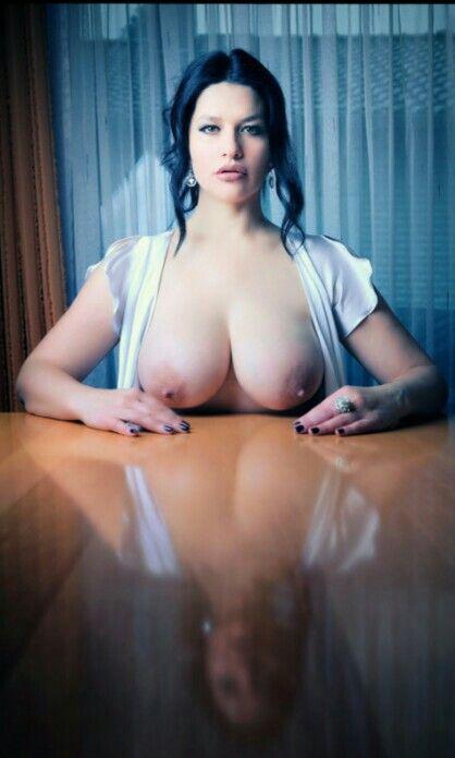 Great boobs non nude
