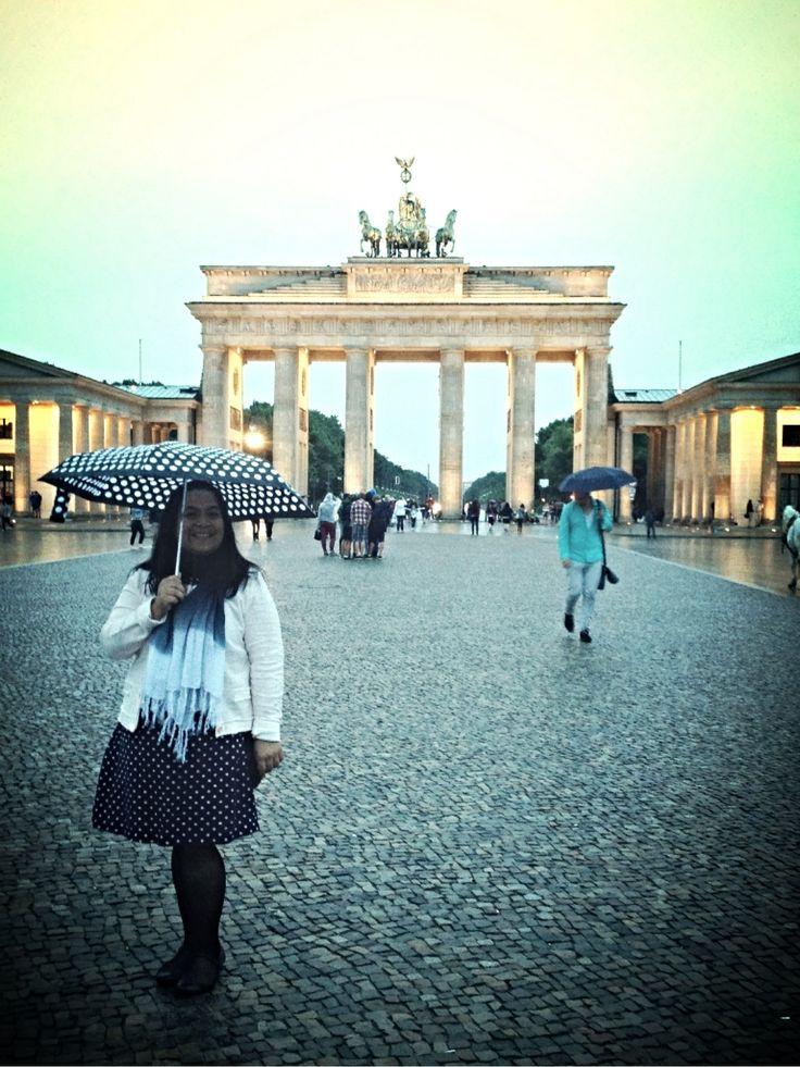 Brandenburg Gate, Berlin - Germany