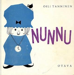Nunnu - B animation by Oili Tanninen 1967 http://yle.fi/elavaarkisto/artikkelit/nunnu_ja_lumipyry_44403.html#media=44409