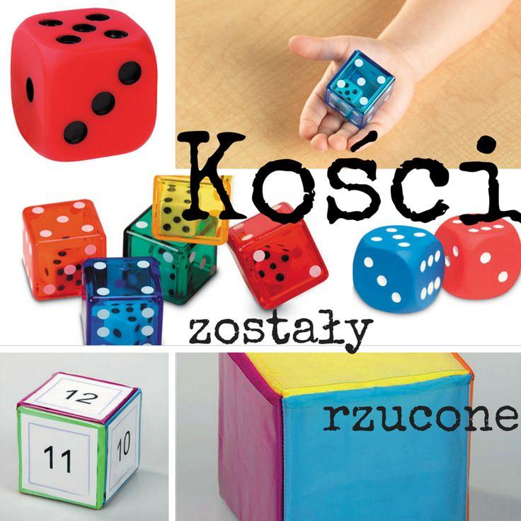 Co można na szybko zrobić z kostkami? Poczytaj w naszym portalu http://www.educarium.pl/index.php/matematyka-aktywna-menu-zabawy-100/351-koci-zostay-rzucone.html