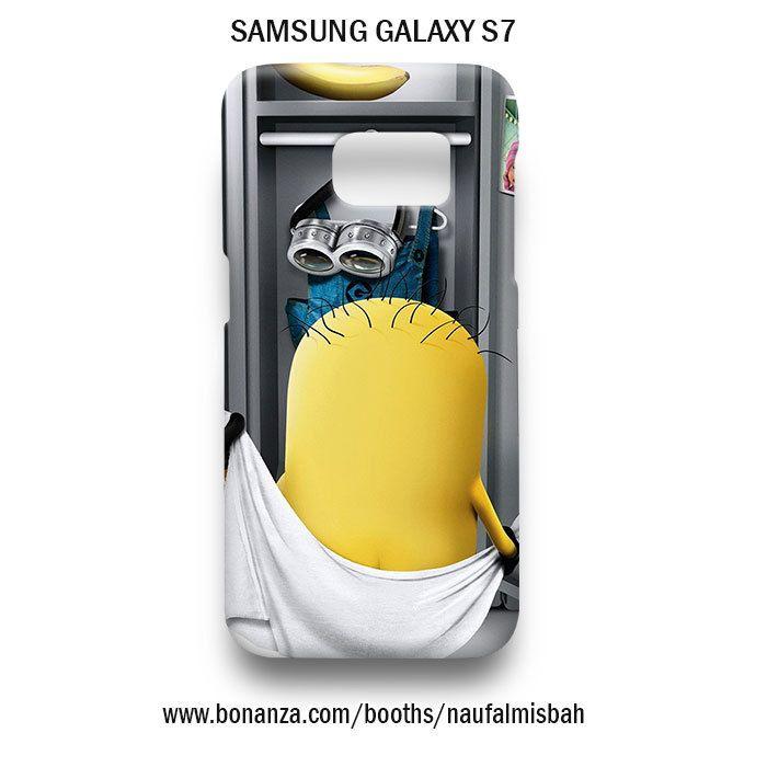 Locker Room Despicable Me Minion Samsung Galaxy S7 Case