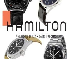 No te pierdas estos 4 Relojes Hamilton que son asequibles! http://blgs.co/6ybk0F