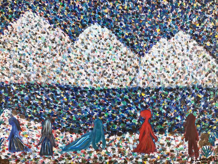 """Purity"" by artist Leto Lama"