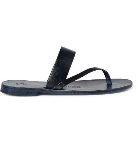 Alvaro Leather Sandals