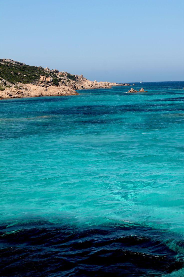 Archipelago Della Maddalena \\ Sardinia