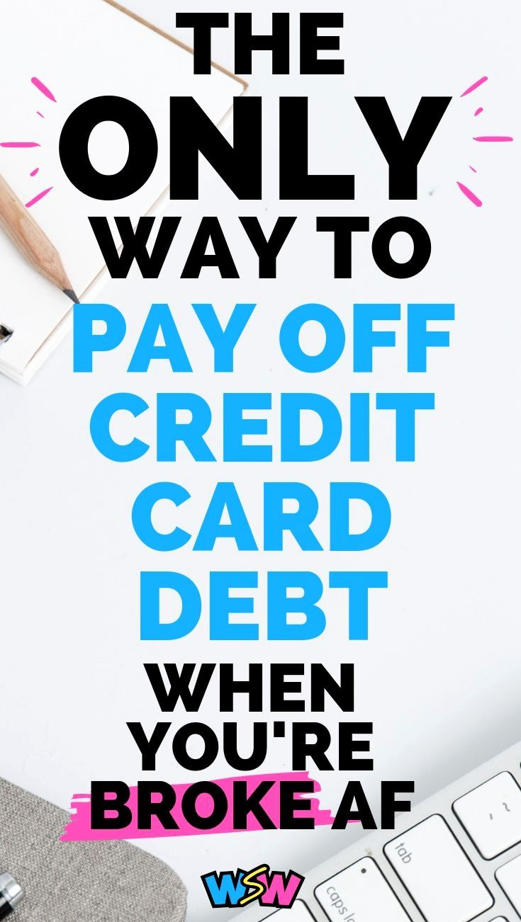 How To Pay Off Credit Card Debt Fast Who Says What Paying Off Credit Cards Credit Card Debt Payoff Credit Card Payoff Plan