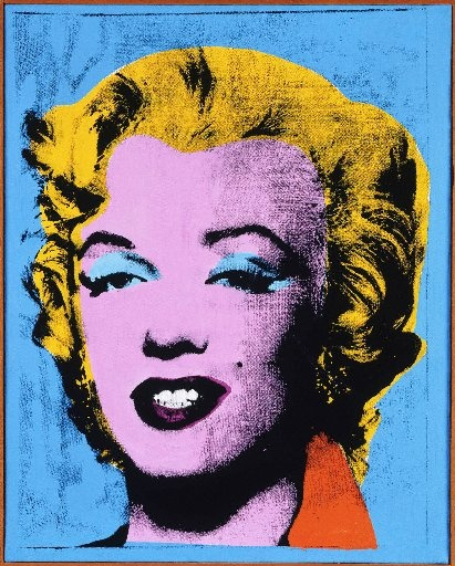15 best images about andy warhol paintings on pinterest for Andy warhol famous works
