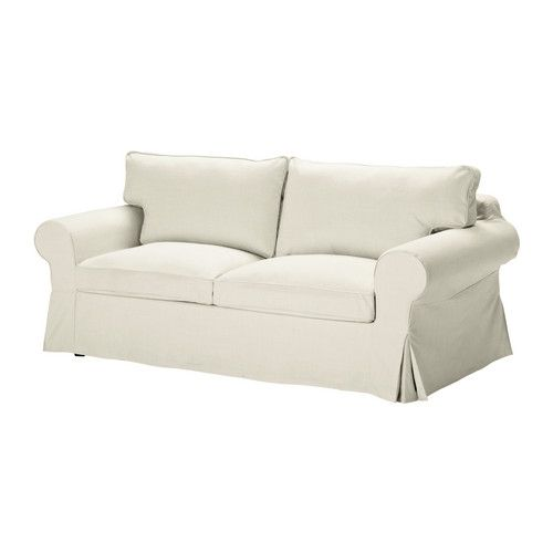 A more affordable option than the pottery barn one and it's a sofa bed! And you can get a slipcover for it. Love!