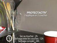 ProtectActiv, Peinture anti-tache pour carrelage et murs cuisine
