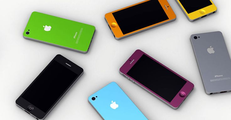 Apple adds color to life with iPhone 5C shells