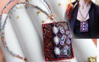 necklace handmade sweet women jewelry