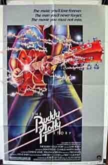 The Buddy Holly Story (1978) Poster