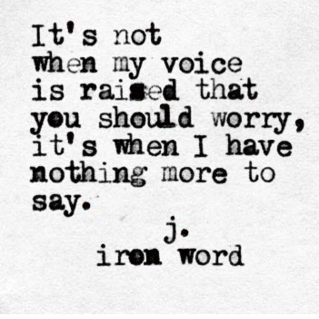@j.ironword knows silence is deadly, follow my brother in word @j.ironword @j.ironword