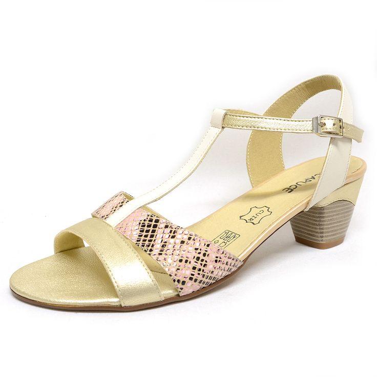 #sandales #chaussure  #chaussurefemme  #grandetaille  #grandepointure  #femme #mode  #talon #confort  #habillée