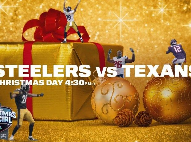 Our Gift To You: Christmas Day Special – NFL News Videos