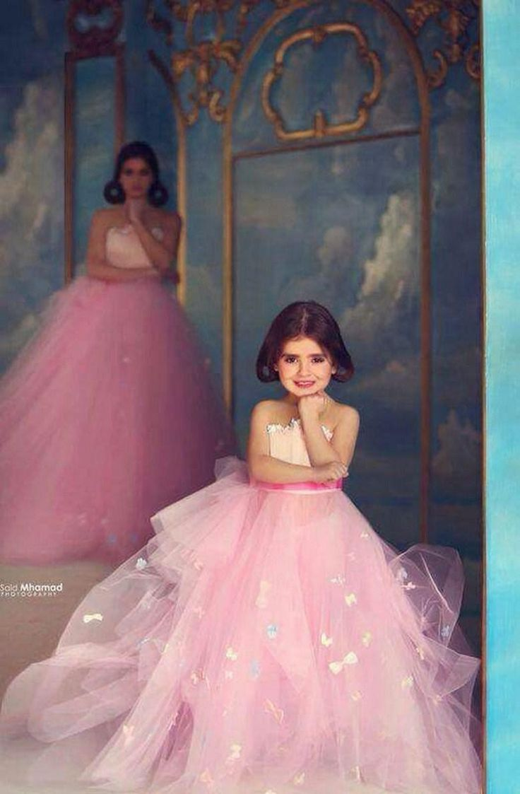 Formal Dresses For Juniors 2016 Vestido Pageant Dresses Cheap Strapless Backless Ruffles Applique Floral Floor Length Puffy Tulle Pink Mother Daughter Matching Gowns Gown Dresses From Sweetydresses, $117.22| Dhgate.Com